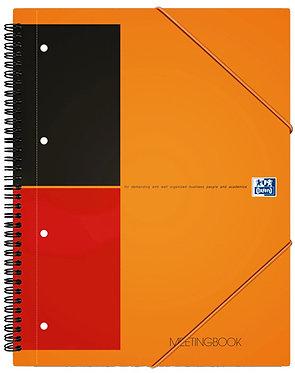 """zápisník """"Meetingbook"""" A4+ linkovaný 80 listů"""