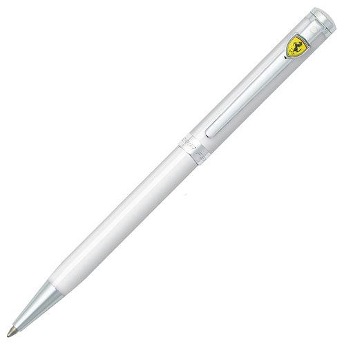 """Sheaffer kuličkové pero """"Ferrari Intensity"""", bílé"""