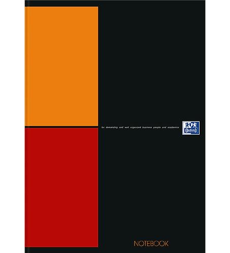 """Oxford záznamní kniha """"Notebook"""", A4, čtverečkovaná, 80 listů"""
