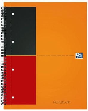 """záznamní kniha """"Notebook"""" A4+ linkovaná 80 listů"""