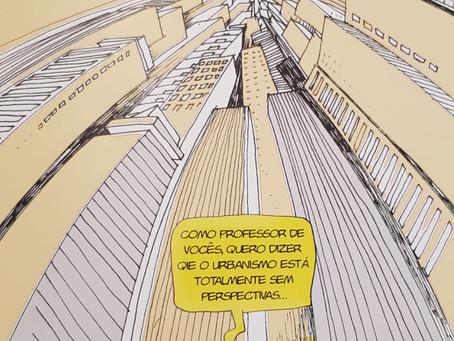 o projeto urbano
