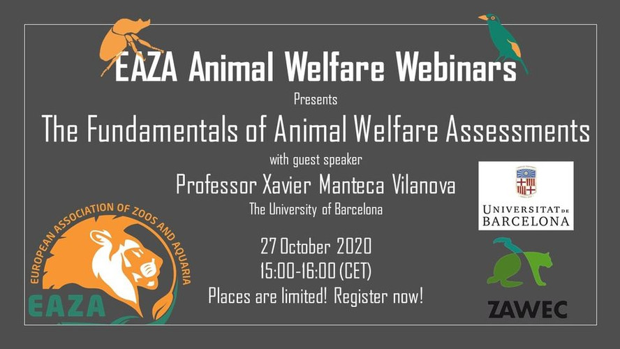 The Fundamentals of Animal Welfare Assessments