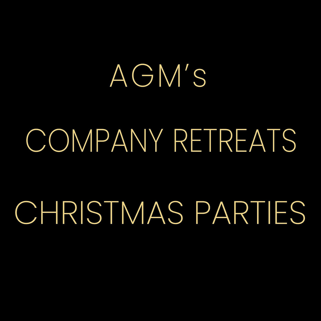 AGMS COMPANY RETREATS AND CHRISTMAS PART