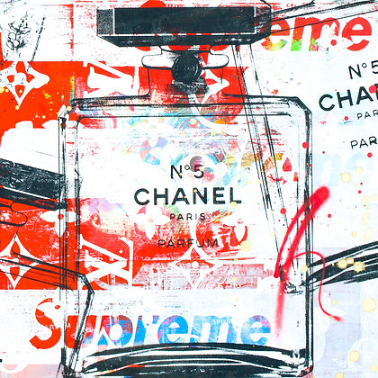 Chanel Dreaming of Supreme