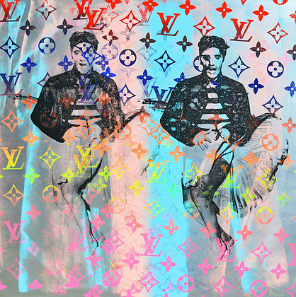 Double Designer Elvis