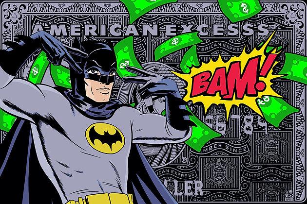Bam! I'm Batman