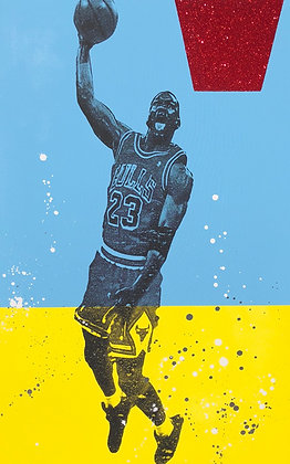 Jordan Red Basket