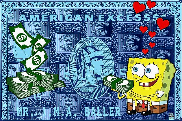 Spongebob Excess