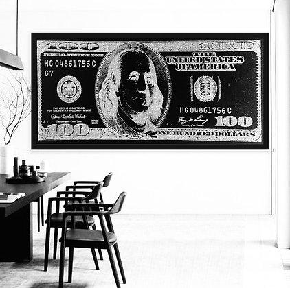 Black & Silver Money