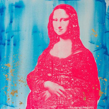 Mona Hey Lisa