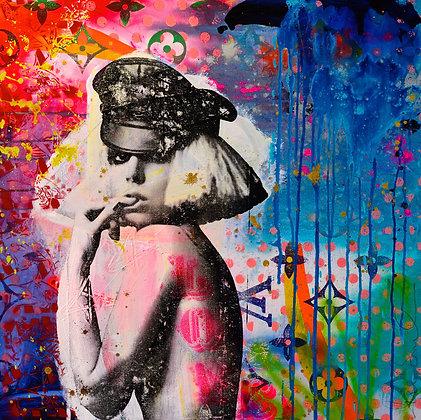 Graffiti Gaga