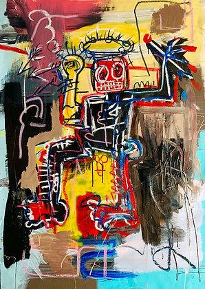 Homage to Basquiat