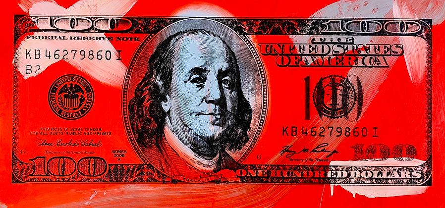 #1Red Mini Money