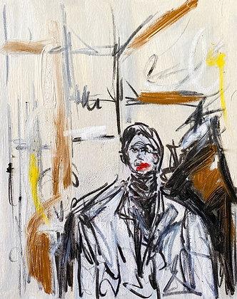 Giocometti Study #4