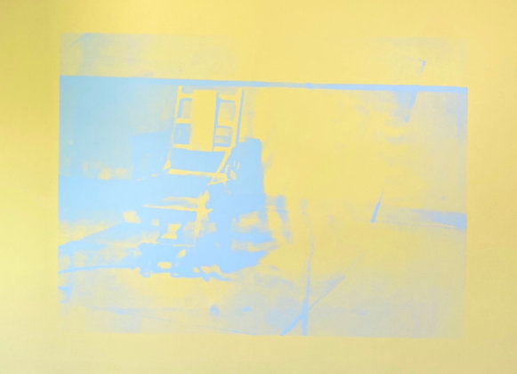 Electric Chair ( After Warhol)
