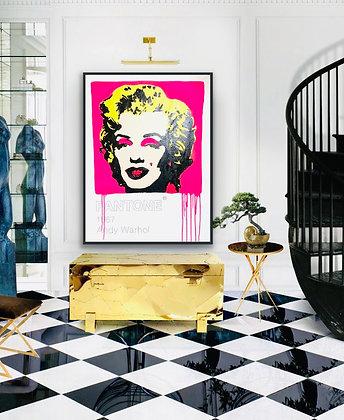 Andy Warhol 1976 Pantone