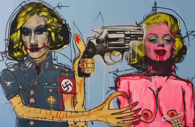 Andy + Marilyn