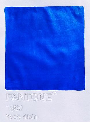 Yves Klein Pantone