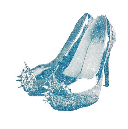 LOUBOUTIN DIAMOND DUST COLLECTION click for more options