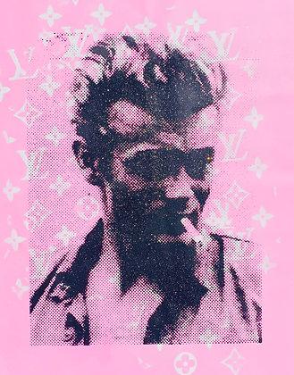 James Dean Pink LV