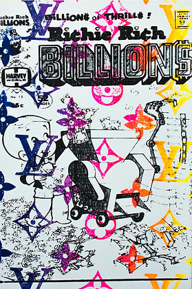 Richie Rich - Designer Rich / Print Edition