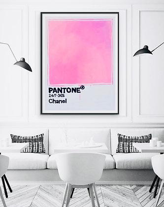 Pantone Chanel