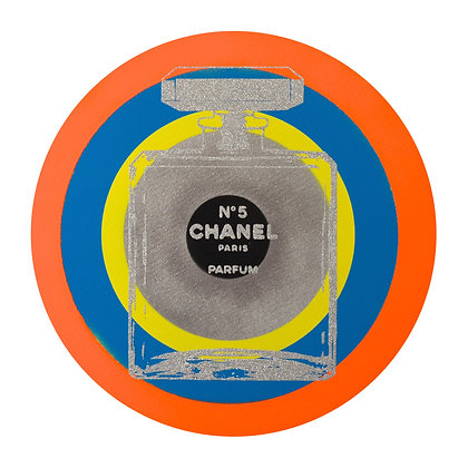 Chanel Orange Cicrle