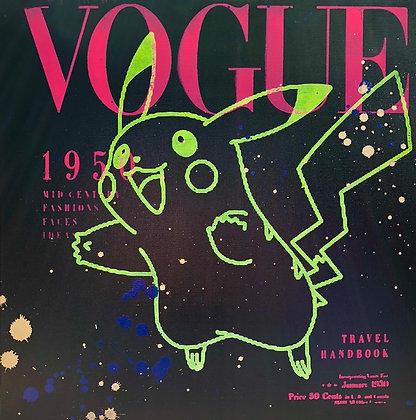 Vogue Pokemon