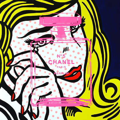I Cry for Chanel #5