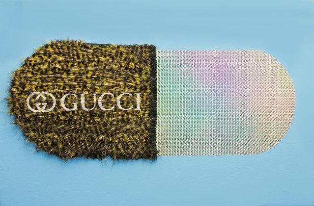 Funky Furry Fashion Pillzzz - Gucci
