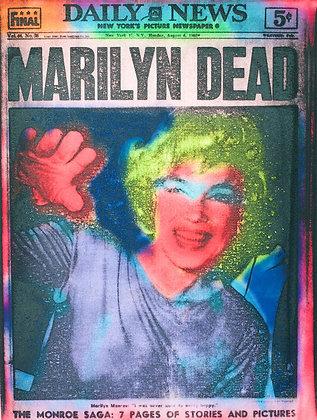 Marilyns Dead Lavender