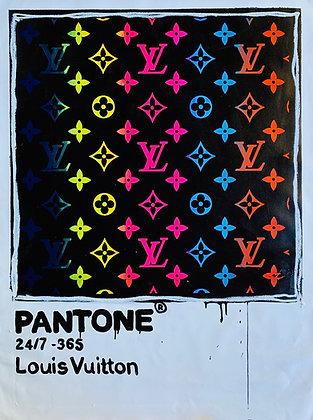 Pantone Louis Vuitton 24/7-365