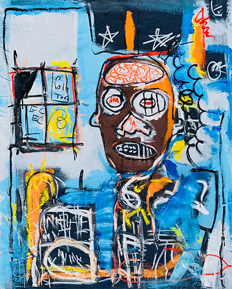 Homage to Basquiat