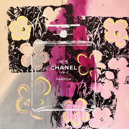 Andy's Flower Chanel 3