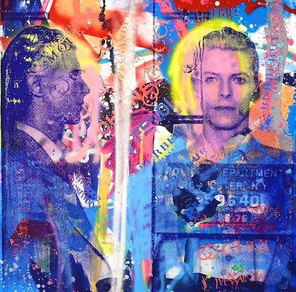 Fashion +Bowie