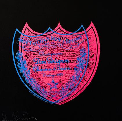 Blue Pink Dom