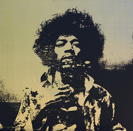 Jimi is Golden