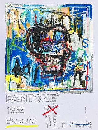 Basquiat Pantone