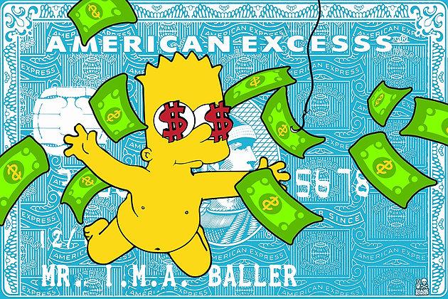 I'm Bart the Baller