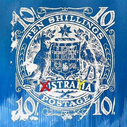 True Blue - StraYa