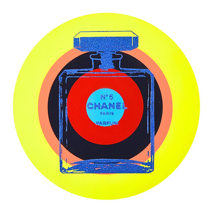 Chanel Yellow Circle