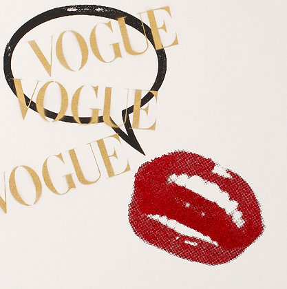 WHAT BITCHES BE SAYING TO PUT A RING OUT (VOGUE)