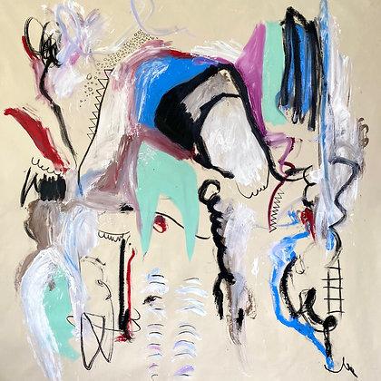 Kandinsky Dreaming
