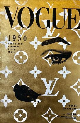 Gold Vogue