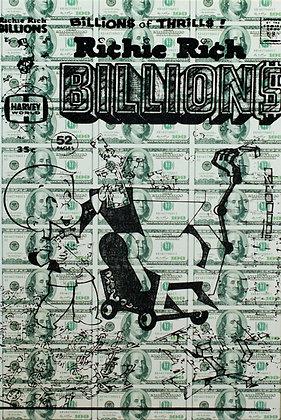 Richie Rich - Cash is King / Print Edition