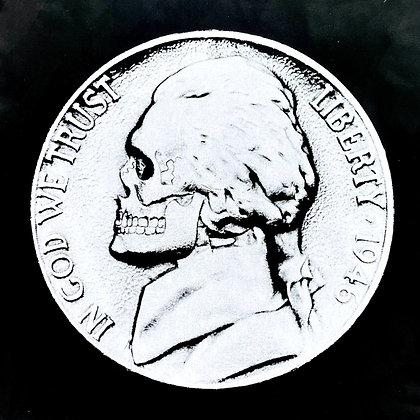 Liberty Silver Diamond Dust