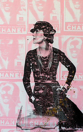 Coco in Chanel / Print Edition