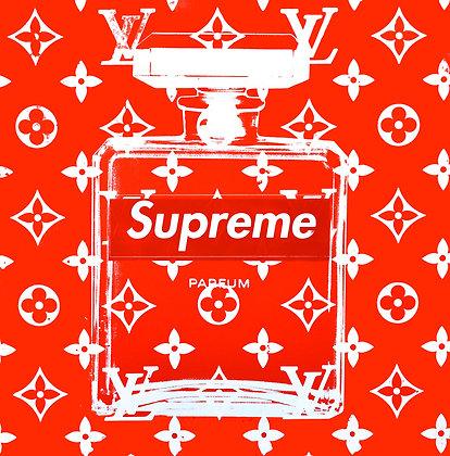 SUPREME X CHANEL
