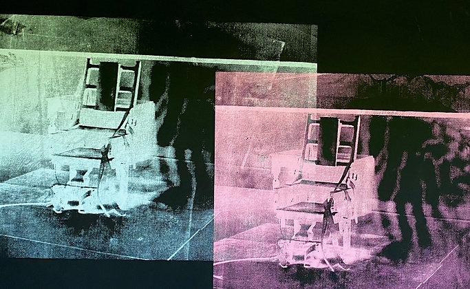 Till Death do us Part ( After Warhol)