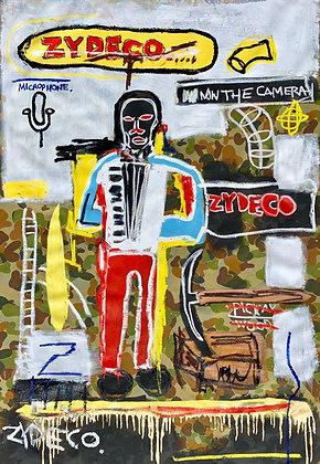 Zydeco - Homage to Basquiat